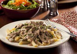 Recipes: Heinz® HomeStyle Gravy: French-style Onion Beef Stroganoff