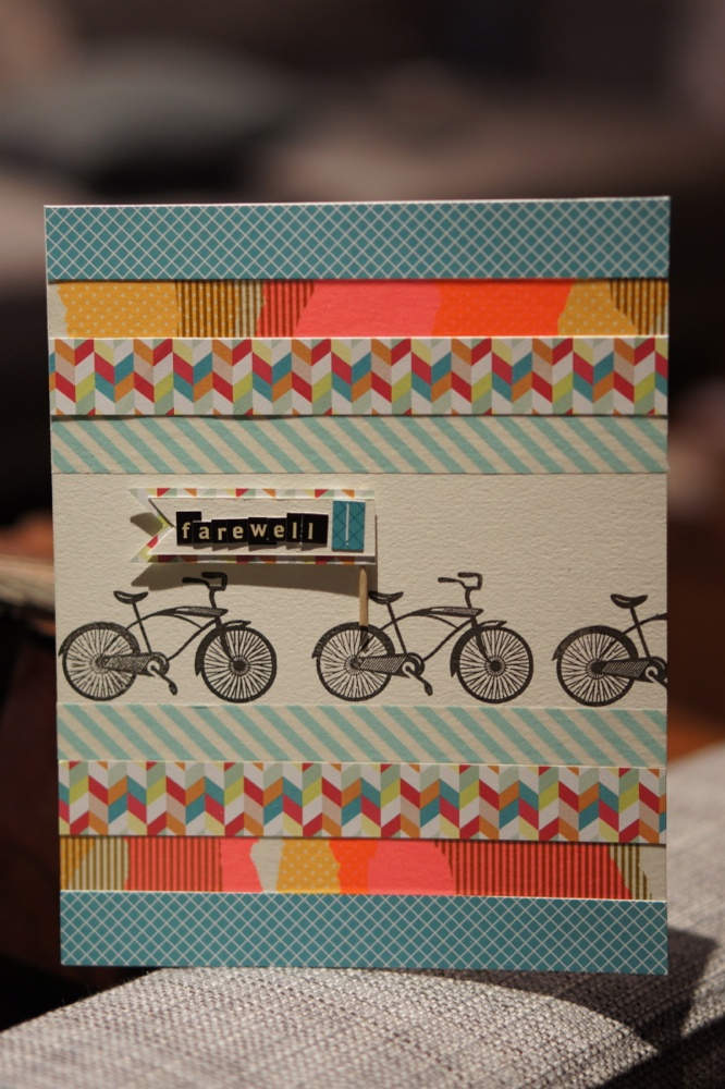 scrapbook ideas for employee leaving | just b.CAUSE