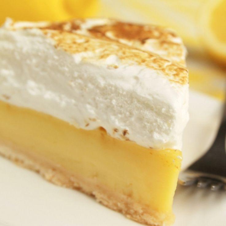 light and delicious Orange Meringue Pie recipe.. Orange Meringue Pie ...