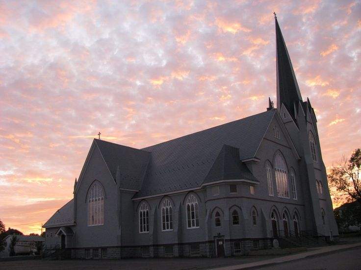 Sydney (NS) Canada  city pictures gallery : North Sydney, NS, Canada I grew up going to this Catholic Church ...