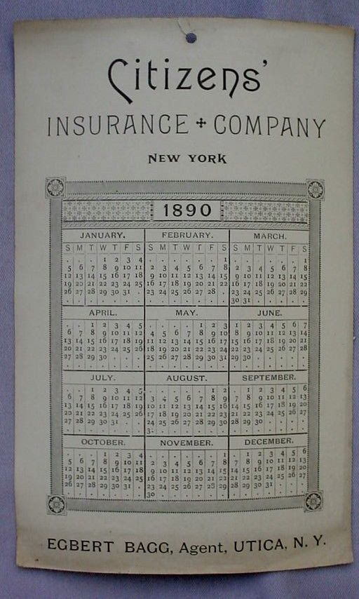 Pin by Sanagria on Vintage Calendars 1870 - 1970's | Pinterest