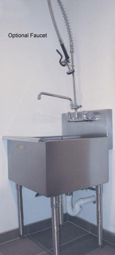 24 Utility Sink : 36