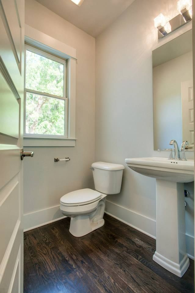 Pedestal Sink In Half Bath Coachman 39 S Place Pinterest
