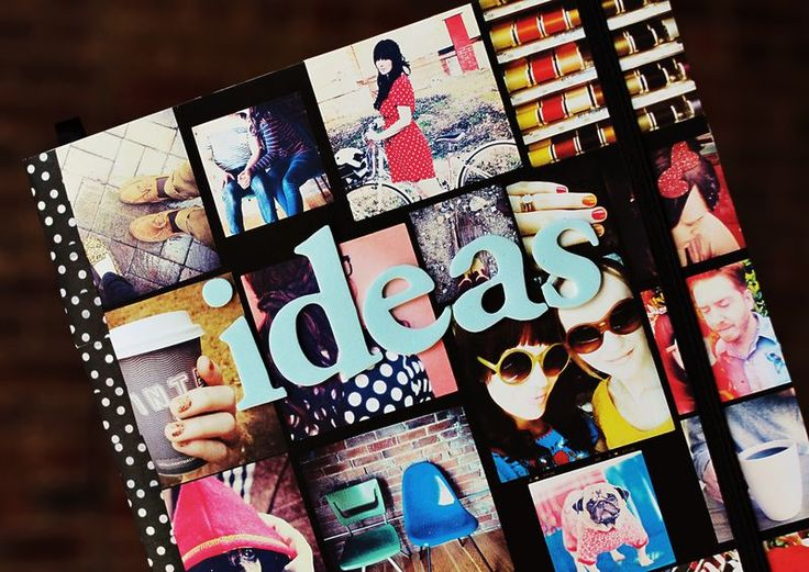 Make Your Own Instagram Journal