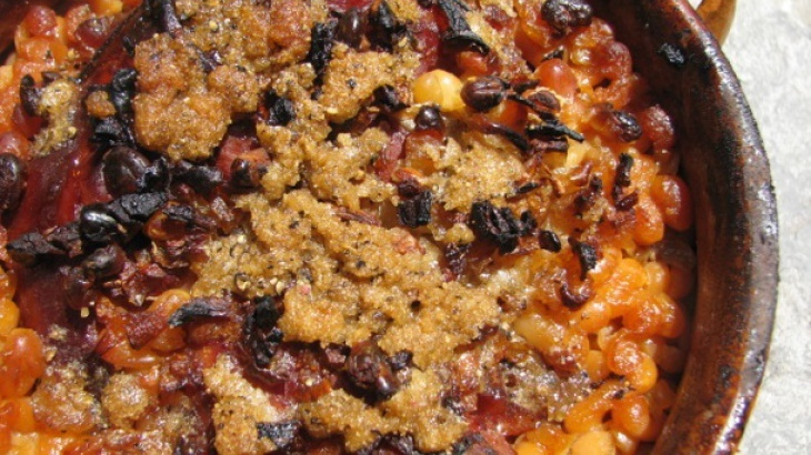 Maple Baked Beans IX Recipe