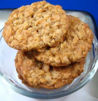 Oatmeal-Butterscotch Cookies | recipes | Pinterest