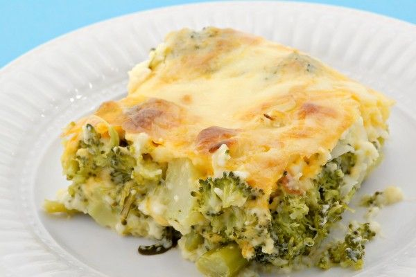 Broccoli Cheese Bake | Favorite Recipes | Pinterest