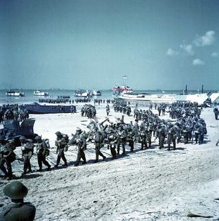 d day in color  day in color -