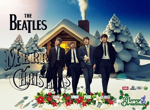 The Beatles - Merry Christmas & Happy New Year