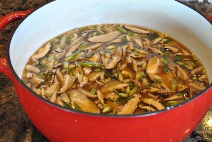 Hot and Sour Soup!! | low carb | Pinterest