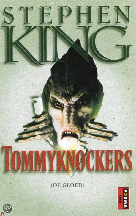 the tommyknockers by stephen king essay A definitive ranking of every stephen king novel ever by jeff somers /  novellas, essays,  the tommyknockers king has been open about his past drug abuse and.