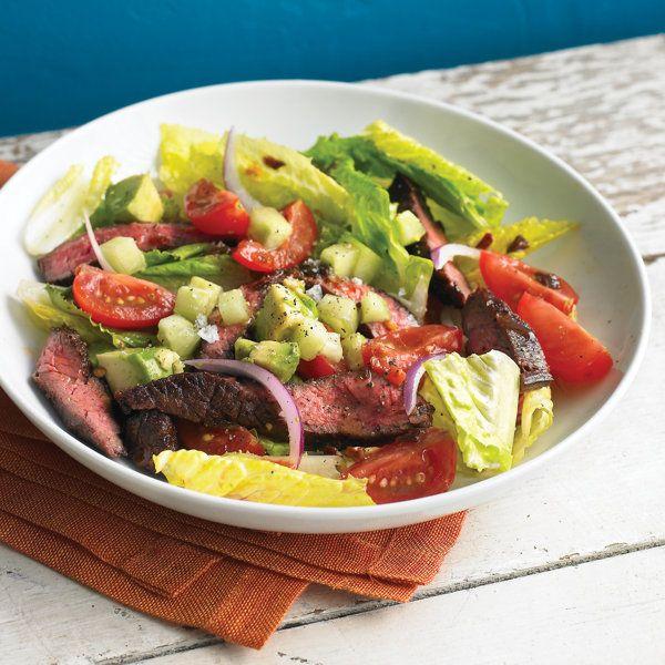 Southwestern Steak Salad | Recipe