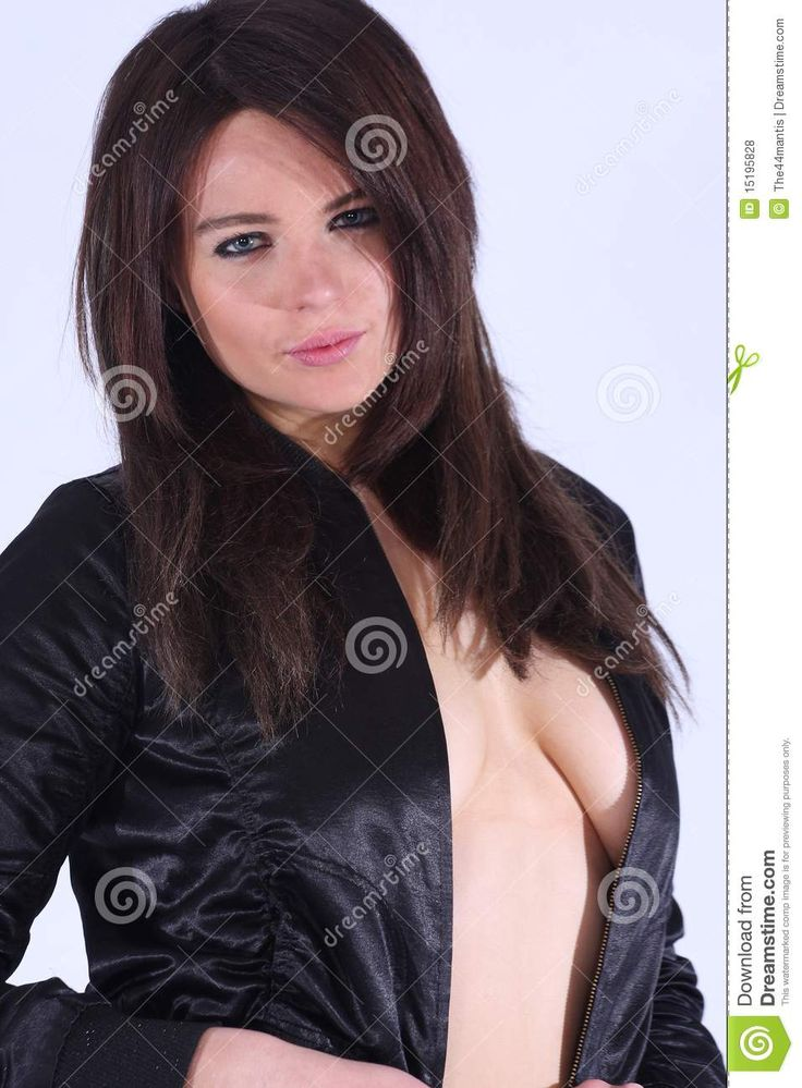 leather jacket topless model | Poses | Pinterest: pinterest.com/pin/306526318361646749