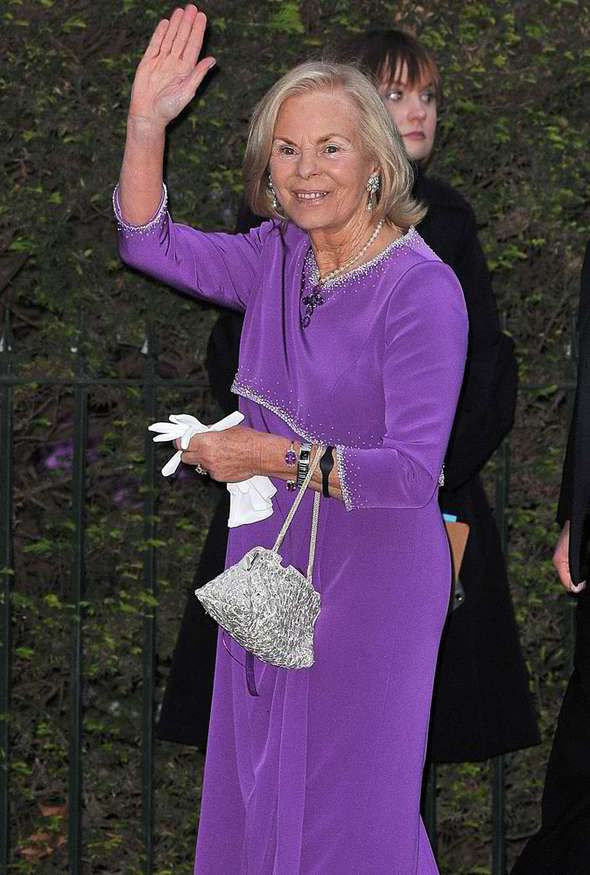 Duchess Of Kent The Reluctant Royal At 80