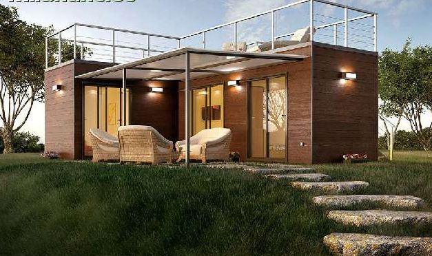 contenedores mar timos container living pinterest