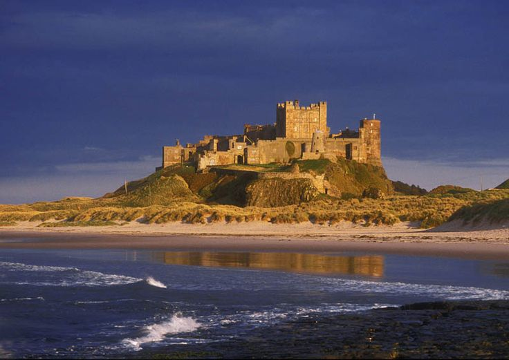 bamburgh castle - photo #24