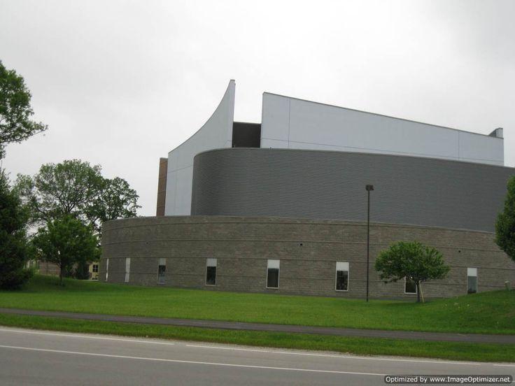 Layered facade church design ideas exterior pinterest for Church exterior design ideas