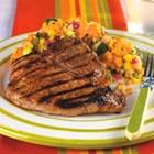 Caribbean Jerk Pork Chops   Recipe