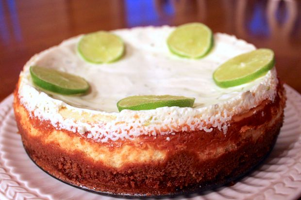 Margarita Cheesecake...to die for!!   Foods to Try !!   Pinterest
