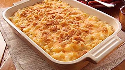Macaroni & Cheese.....my kids favorite Mac and cheese NOT outta a box ...
