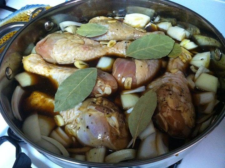 Filipino Adobo Chicken | Food YUMMO | Pinterest