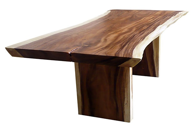 Acacia Dining Table Wood Furniture Wood Pinterest