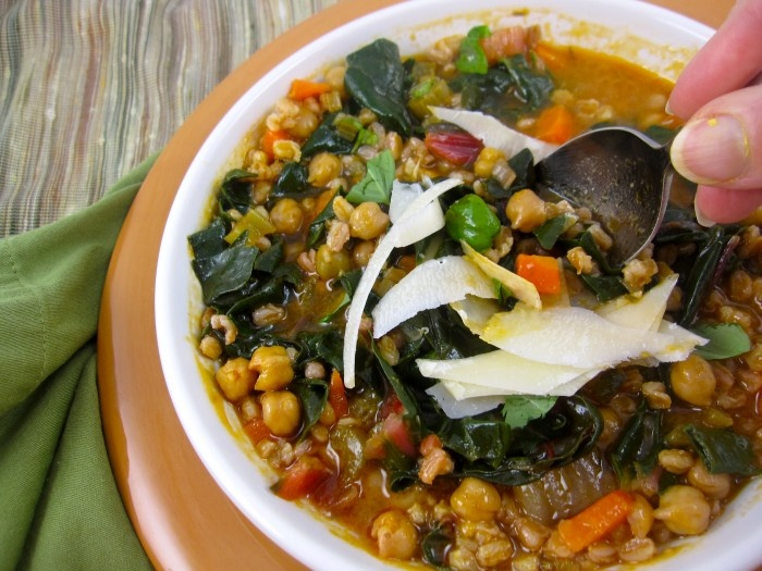 Italian Vegetable Stew | Soup. | Pinterest
