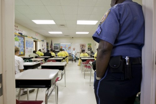 The Harsh Realities of Juvenile Detention (click thru for analysis)