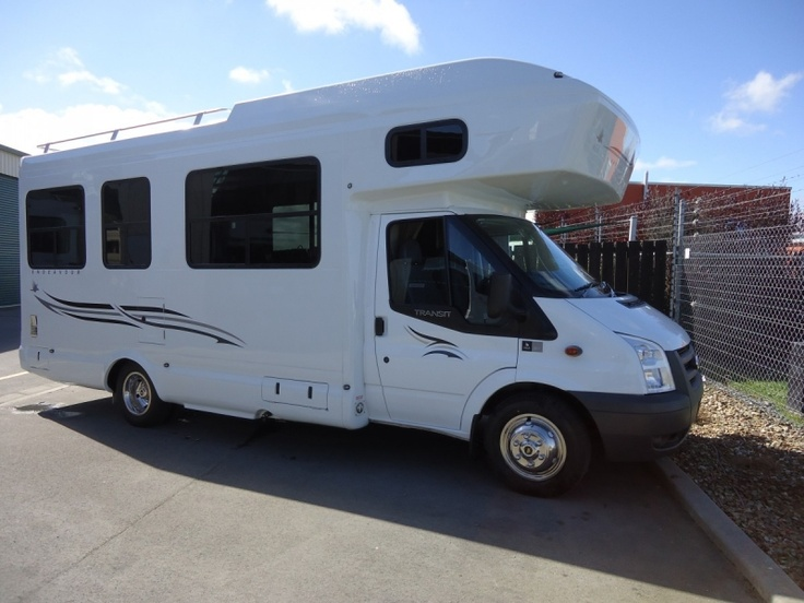Kea 6 Birth New Zealand Made Motorhome Motorhomes And