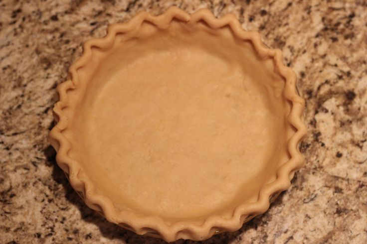 Flaky Pie Crust | Sweets and Treats | Pinterest