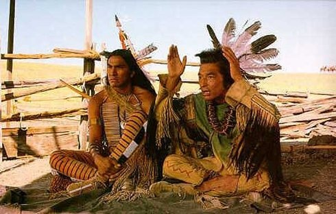 Dances with wolves!