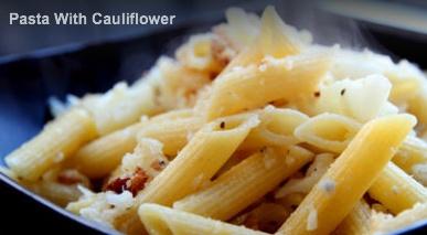 The Minimalist: Pasta With Cauliflower