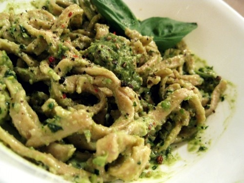Lemon pepper linguine with pea pesto | For my belly: Snacks, lunch an ...