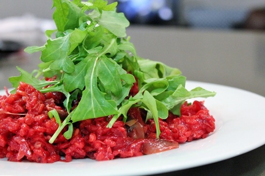Beetroot Risotto   Yummy things   Pinterest