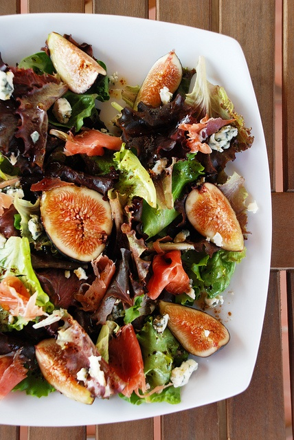 fig amp blue cheese salad