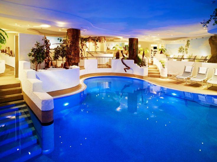 An Indoor Pool Dream House Pinterest