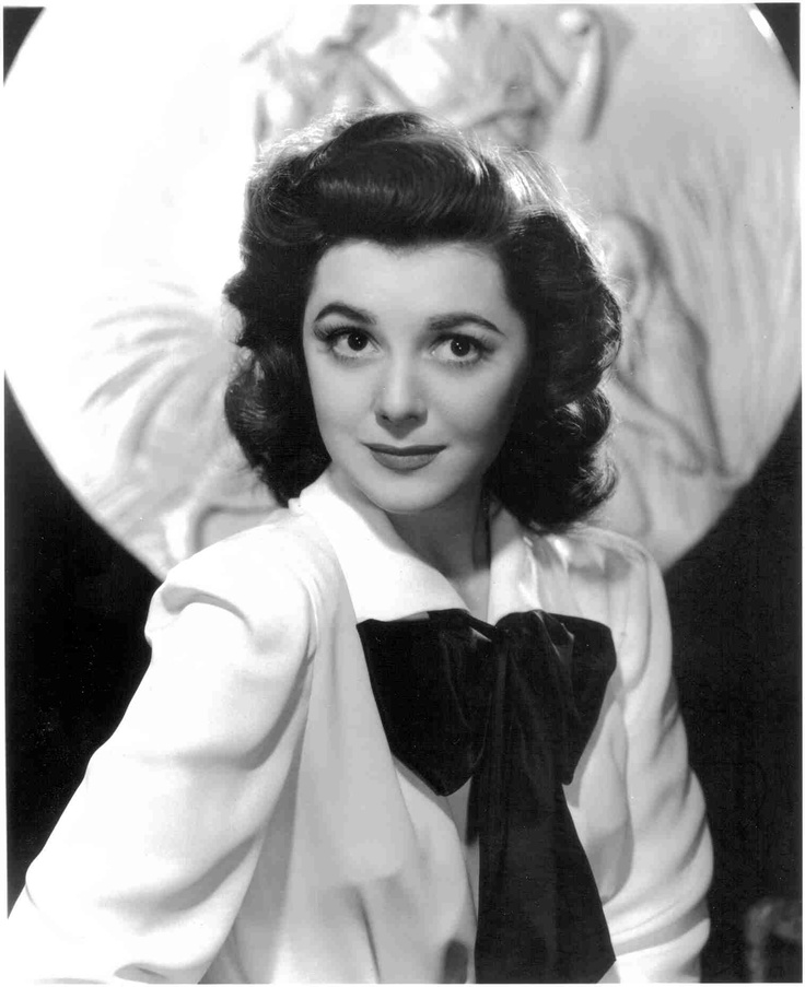"""Ann Rutherford, portrayed the sister of Scarlett O'hara in """"Gone With the Wind""""  RIP June 12, 2012"""