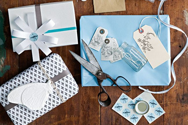 Christmas gift wrapping ideas | Wrapping Ideas | Pinterest