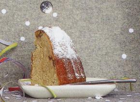 Cinnamon-Walnut Bundt Cake | Recipe