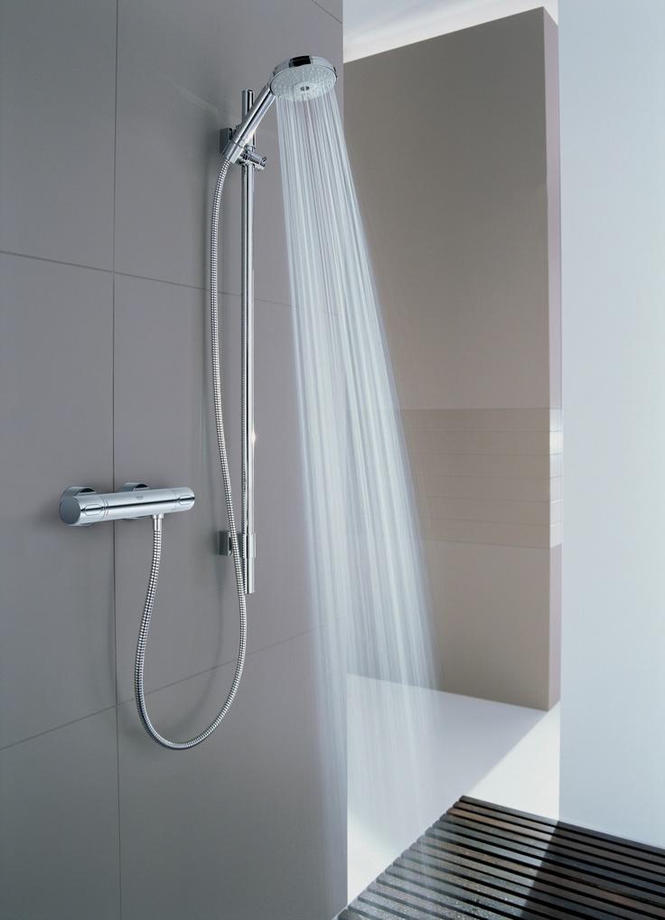 Dusche Unterputz Grohe : Grohtherm 3000 Cosmopolitan : Minimalist design