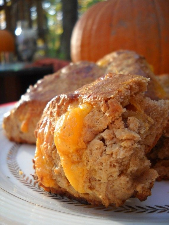 Apple Cheddar Scones by TwiceSpiced on Etsy, $9.99 YUM!
