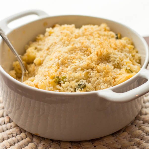Chicken and Broccoli Cheese Mac | In the Kitchen | Pinterest