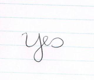 say yes to good attitude essay