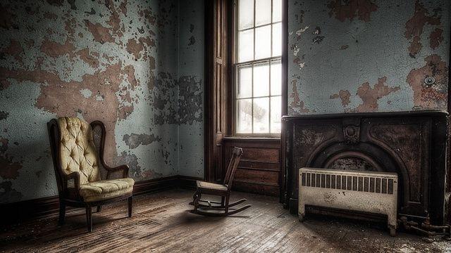 Armand Auclerc Weston State Hospital, formerly the Trans-Allegheny Lunatic Asylum, Weston, West Virginia (1864-1994)