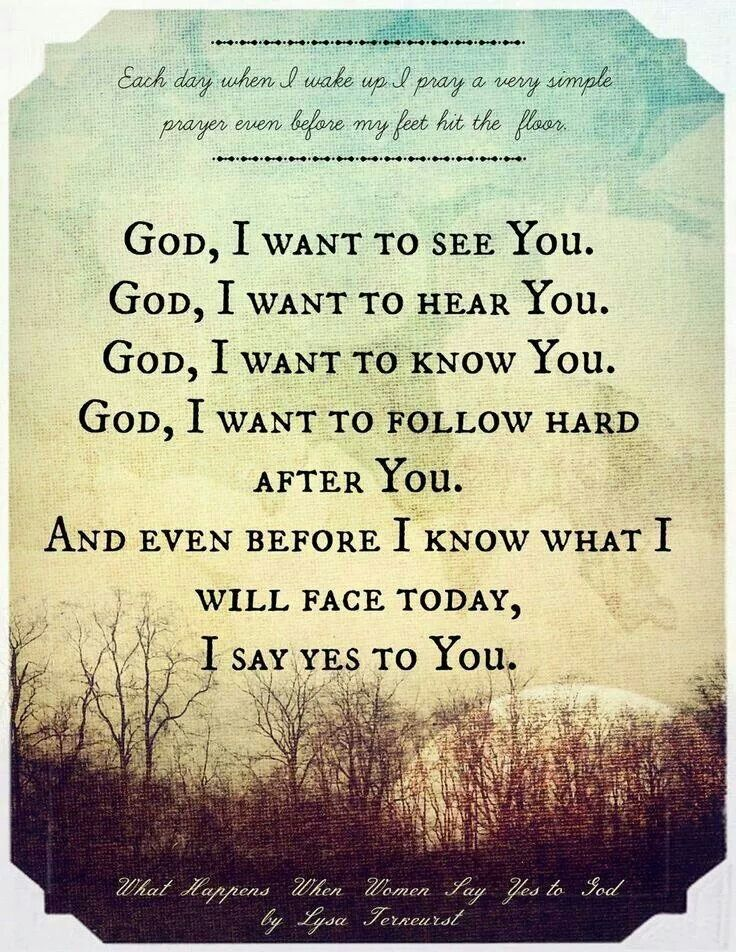 Inspirational morning prayer quotes