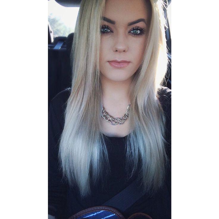 Ash blonde platinum | Hair, makeup & Skin! | Pinterest