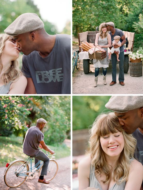 Interracial Love Powering Through  Images and Quotes