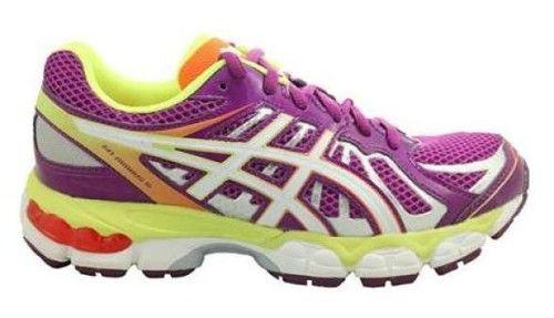 Asics running shoes - womens Nimbus 15 - amazing colors, great design