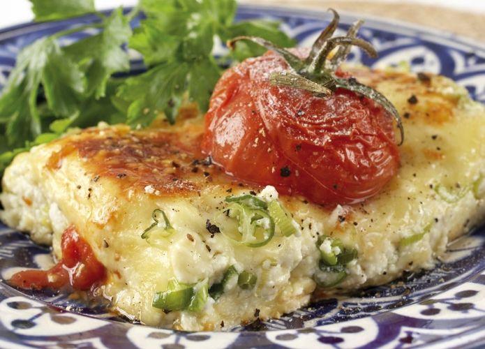 Kitchenaid recipe - Four cheese lasagne | Meatless | Pinterest