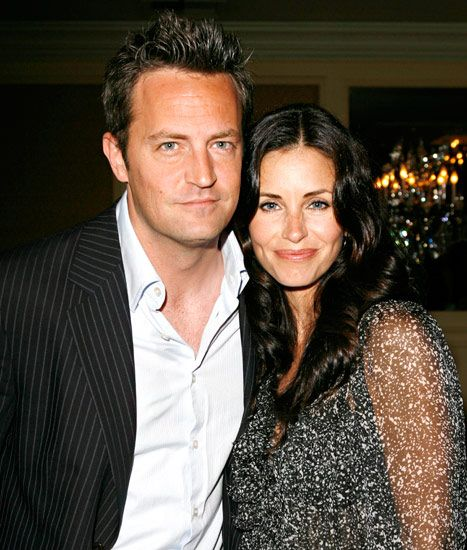 Courteney Cox, Matthew Perry to Have Mini Friends Reunion ...